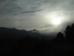 La cumbre del Cerredo desde la A8