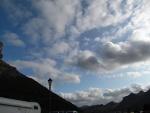 Atardecer desde las Escorias en Arenillas-Islares