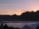 Bahía de Oriñon desde las Escorias