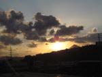 En Barakaldo, desde mi ventana
